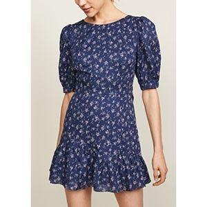 Love Shack Fancy | NWT Lena floral dress sz Large